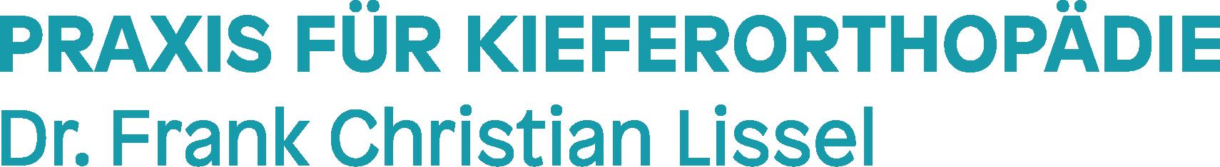 DR. FRANK LISSEL  KIEFERORTHOPÄDIE